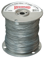 FARMGARD 1/4 MILE 17-GAUGE GALVANIZED ELECTRIC FENCE WIRE