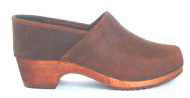 Women'S Classic Wood Clogs