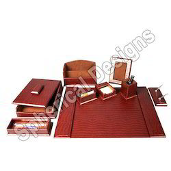 Leather Desktop Products