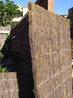 OzNative Brushwood Fencing 1300 633 623 - OzNative Architectural
