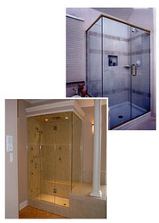 Frameless Shower Doors And Enclosures Repairs & Replacements Services