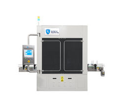 In-Line High Speed Leak Testing Machine For Empty Aerosol Cans