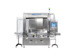 In-Line High Production Speed Leak Testing Machine
