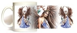 Angelic Eloquence Mug