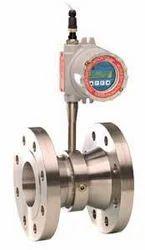 Flanged Vortex Plate Inline Flow Meter