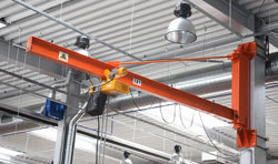 Wall-Mounted Jib Crane Zpo Type