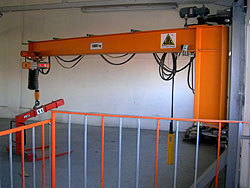 Wall-Mounted Jib Crane Zpp