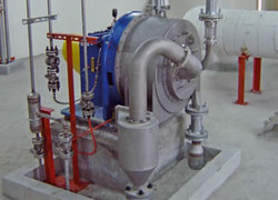 Turbo Cascade Centrifuge Tema / Siebtechnik