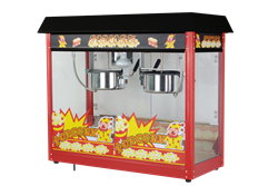 Pop-A Popcorn Machine And Cart