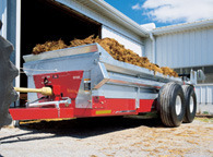 Manure Spreaders Equipmnet
