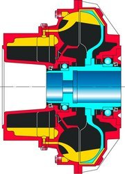 Turbo Coupling Typ Tvv