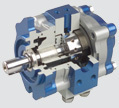 Low/Medium Pressure Internal Gear Pump