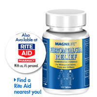 Fibromyalgia Relief Tablets