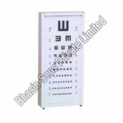Optical bod test procedure