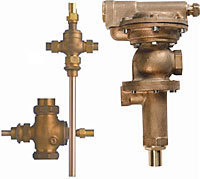 Horne - Thermostatic Control Valves