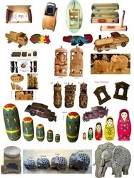 Wooden & Stone Carvings