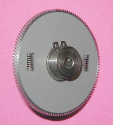 Anti Backlash Gears