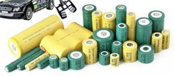 Rechargeable Cylindrical Type Battery