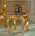 Handwork Gilding Golden Foil Royalty Table