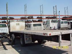 Flatbed Salvage Parts