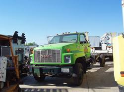 GMC Topkick Salvage Parts