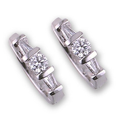 Diamond Jewelry / Earrings