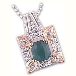 Colored Gem Jewelry