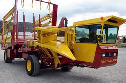 Self-propelled Bale Wagons