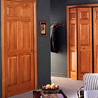 Ledco Bifold Doors Thermofoil Bi Fold Doors & Images of Ledco Bifold Doors - Woonv.com - Handle idea