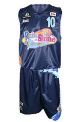 Rain Or Shine Elasto Painters Uniform