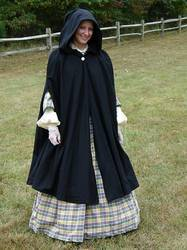 Ladies Apparel / Ladies Lined Wool Capes