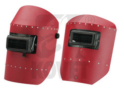 Handshield & Headshield Fiber Welding Helmet