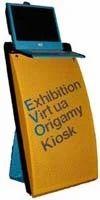 EVO Kiosk - Origami Series