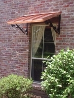 Copper Awning Louisiana | Awnings Documents