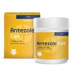Antezole Cat Tablet