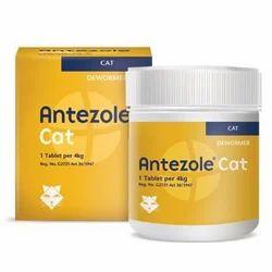 Antezole Cat Tablet