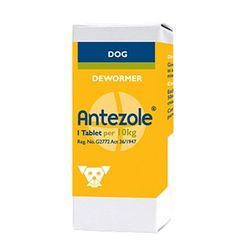 Antezole Dog Tablet