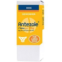 Antezole Dog Tablet