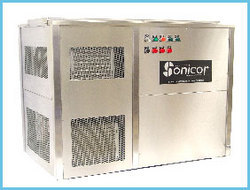 Ultrasonic Vapor Degreaser