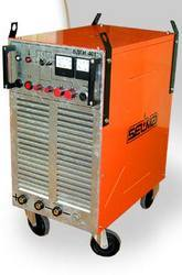 Power Source For Pulsed-Arc Welding