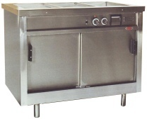 Bain Marie Hot Cupboard