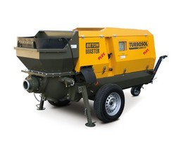 Beton Master Plus Pump For Concrete And Shotcrete