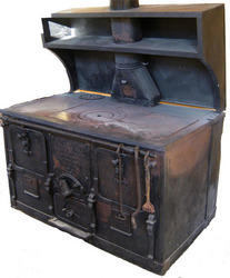 Antique Stoves (Duparquet Huot)