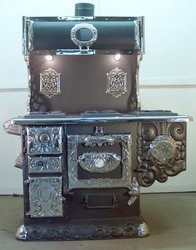Converted Cook Stove (Acme Triumph)