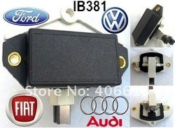 12V Bosch  Automatic AC Voltage Regulator Ib381 AVR