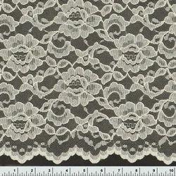 Scalloped Neckline Lace Dress - Crochet Dress Pattern