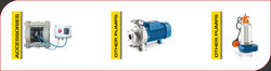 Centrifugal And Submersible Pump