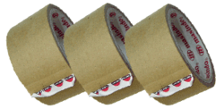 Paper Gummed Tapes - Writeable