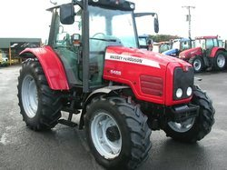 2004 Massey Ferguson 5455 Agricultural Tractor