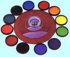 Coloured Optical Glass
